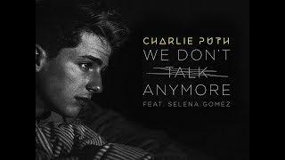 Charlie Puth -We Don't Talk Anymore (Marimba Ringtone) iPhone Remix