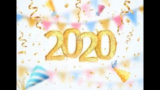 BOAS VINDAS 2020!