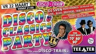 Disco & Classics Party XL @ Teejater - Naaldwijk 22 maart 2013 'trailer'
