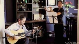 Oboe de Gabriel de la película La misión, Ennio Morricone