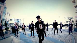 Justin Bieber-All around the world choreography (Official) (HD)