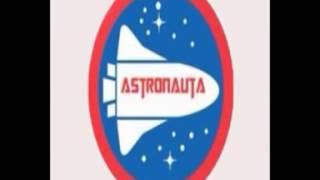 Caxias-MA Logo com efeito Astronauta