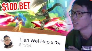 Anything4views and Maxmoefoe V uber driver in smash bro's