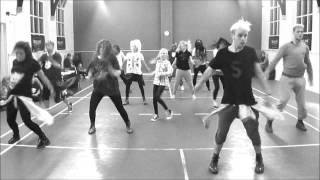 David Guetta Ft Sia - She Wolf Choreography
