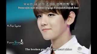 EXO Exodus lyrics [Han,Rom,Eng] width=