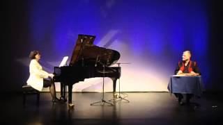 VIRAG ERZSI Atila Balint, citera, Marija Ligeti Balint, piano