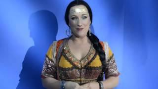 """THE MET: LIVE IN HD   2015–16   Diana Damrau jako Leila zaprasza na """"Poławiaczy pereł"""""""