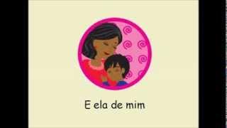 Dia da mãe -  A minha mãe