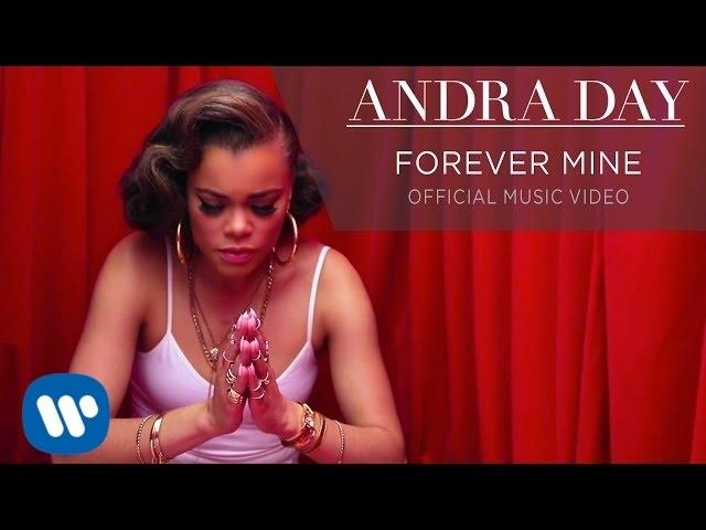 """Vídeo de """"Forever Mine"""" de Andra Day."""