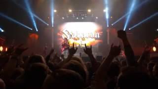 Sabaton - The Last Stand (1.4.2017 Luleå, Sweden)