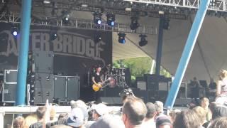 Alter Bridge - Blackbird (Live) 04.26.2014