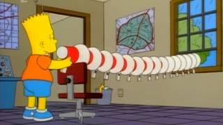 Bart Simpson Zkouška Rozhlasu cz