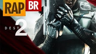 Rap do  Hunter (Destiny 2) | Tauz Rap  Lendário Assassino