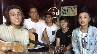 FAÇA MORADA- Isadora Pompeo feat. 4Life (Cover Coral Kemuel)