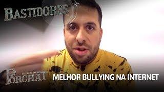 EXCLUSIVO! Maurício Meirelles escolhe quem leva a melhor no bullying na internet