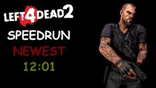 Left 4 Dead 2 Solo Speedrun 12 Minutes No Mercy