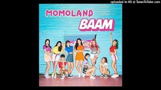 모모랜드 (MOMOLAND) - BAAM (Instrumental)