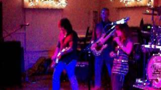 """The band """"Blush"""" playing at Jolly-Pa-Looza"""
