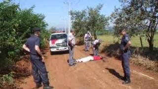 Corpo de homem morto a tiro é desovado em Salto