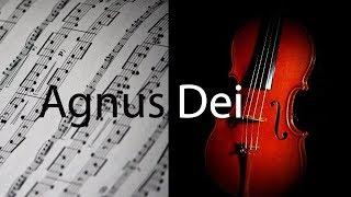 Agnus Dei - Michael W. Smith - Partitura para Violino (COVER) - GRÁTIS