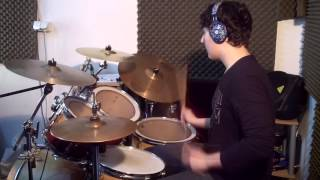 Hoobastank - The Reason (Drum Cover By Horia)