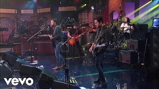 Kings Of Leon - Don't Matter (Live on Letterman)