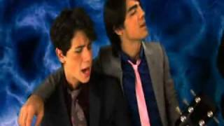 Jonas brothers-Work it out official music video