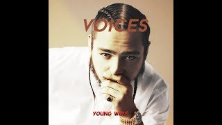 "[FREE] Post Malone x 6LACK x PartyNextDoor Type Beat - ""VOICES"" Trap Rap Instrumental"