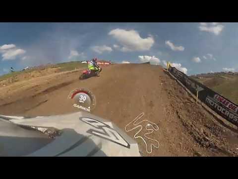 Garmin VIRB 360: High Point 2nd Moto with Pro Jeremy Martin