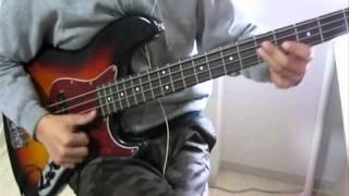 """Sheena Easton """"Modern Girl"""" Slap Bass Cover♪"""