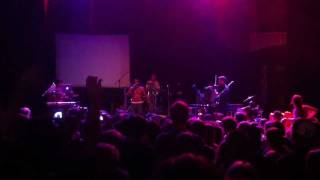 Childish Gambino - Freestyle Live (Memphis, TN 10/5/11)