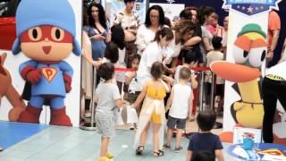 Escuela de superhéroes de Pocoyó | 24 y 25 de junio