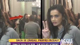 Oana Zăvoranu şi soţia lui Pepe, întâlnire de gradul zero