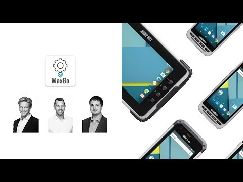 Introduction Webinar of MaxGo Android Apps