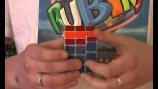 Két minta kirakása a Rubik (bűvös) kockán
