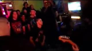 Infernal Necropsy - Mutant Antichrist (En vivo - Limón)