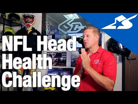 The Story of 6D Helmets (Part 2): NFL Head Health Challenge