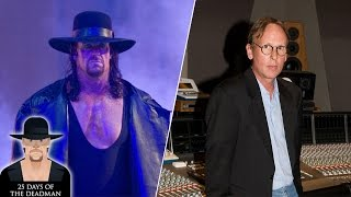 The man behind the making of The Undertaker's theme song