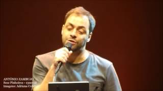António Zambujo - O Meu Amor - Sesc Pinheiros 13/11/16