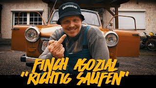 FiNCH ASOZiAL - RiCHTiG SAUFEN (prod. by BOGA) | RAP AM MITTWOCH.TV PREMIERE