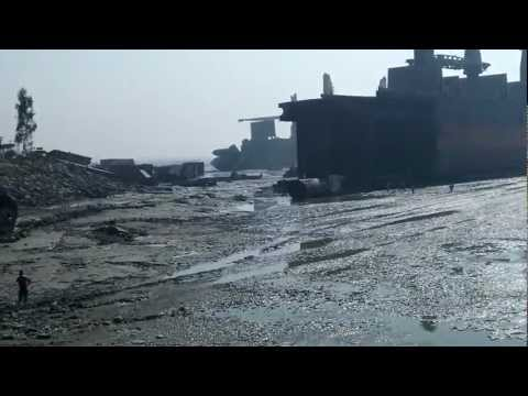 The crazy shipbreaking in Chittagong Bangladesh 3 of