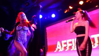 Bhad Bhabie with Asian Doll LIVE HD (2018) Los Angeles The Roxy Theatre