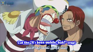 Buggy and Shanks.. Long time no see {HD 720p} width=
