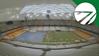 Syracuse announces new FieldTurf surface to be installed at the Carrier Dome