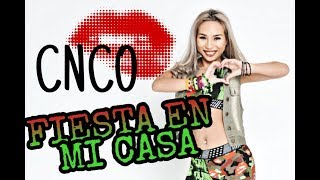 FIESTA EN MI CASA - CNCO   MICHELLE VO   ZUMBA FITNESS   Dance Workout