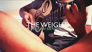 RAINY MOOD Shawn Mendes The Weight cover by Stephanie Larose aka Stephlicity [vocals & strumming]