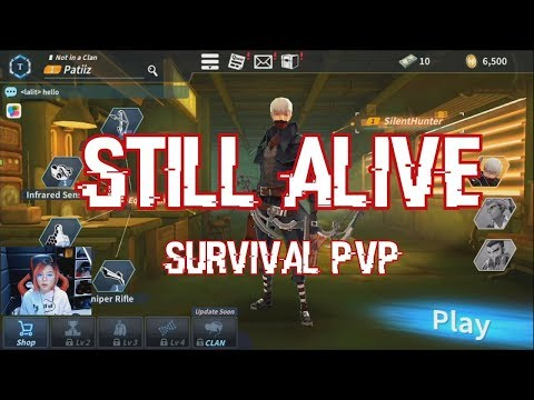 Still Alive Survival PvP Review (Prezentare joc pe UHANS Max 2/ Joc Android, iOS)