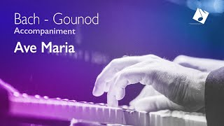 Ave Maria Bach-Gounod (accompaniment)