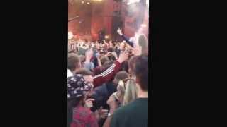 Courteeners @ heaton park - Are you in love with a notion