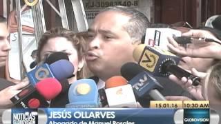 Difieren nuevamente la audiencia de Manuel Rosales